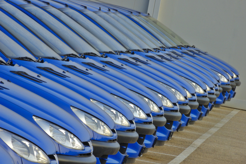 automotive coatings - pigment blue